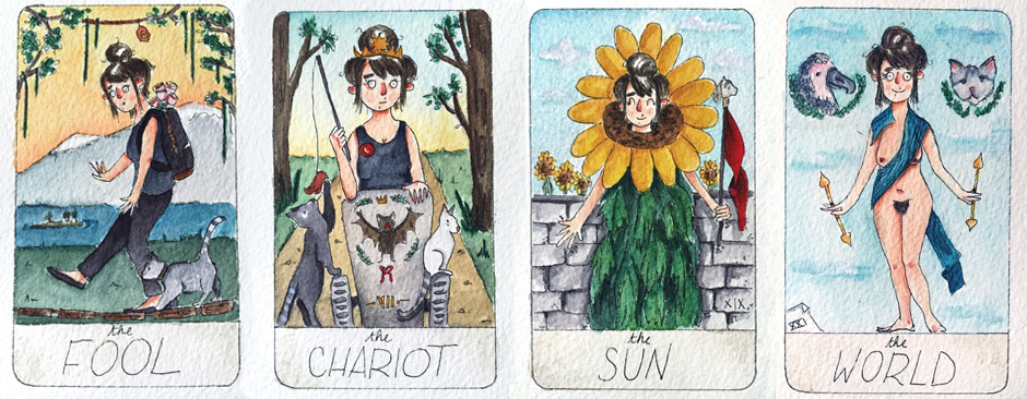 The Solipsist Tarot