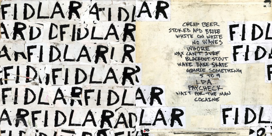 FIDLAR record streaming on Pitchfork