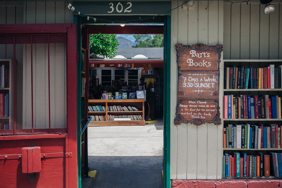 Bart's Books | Ojai, Part 1