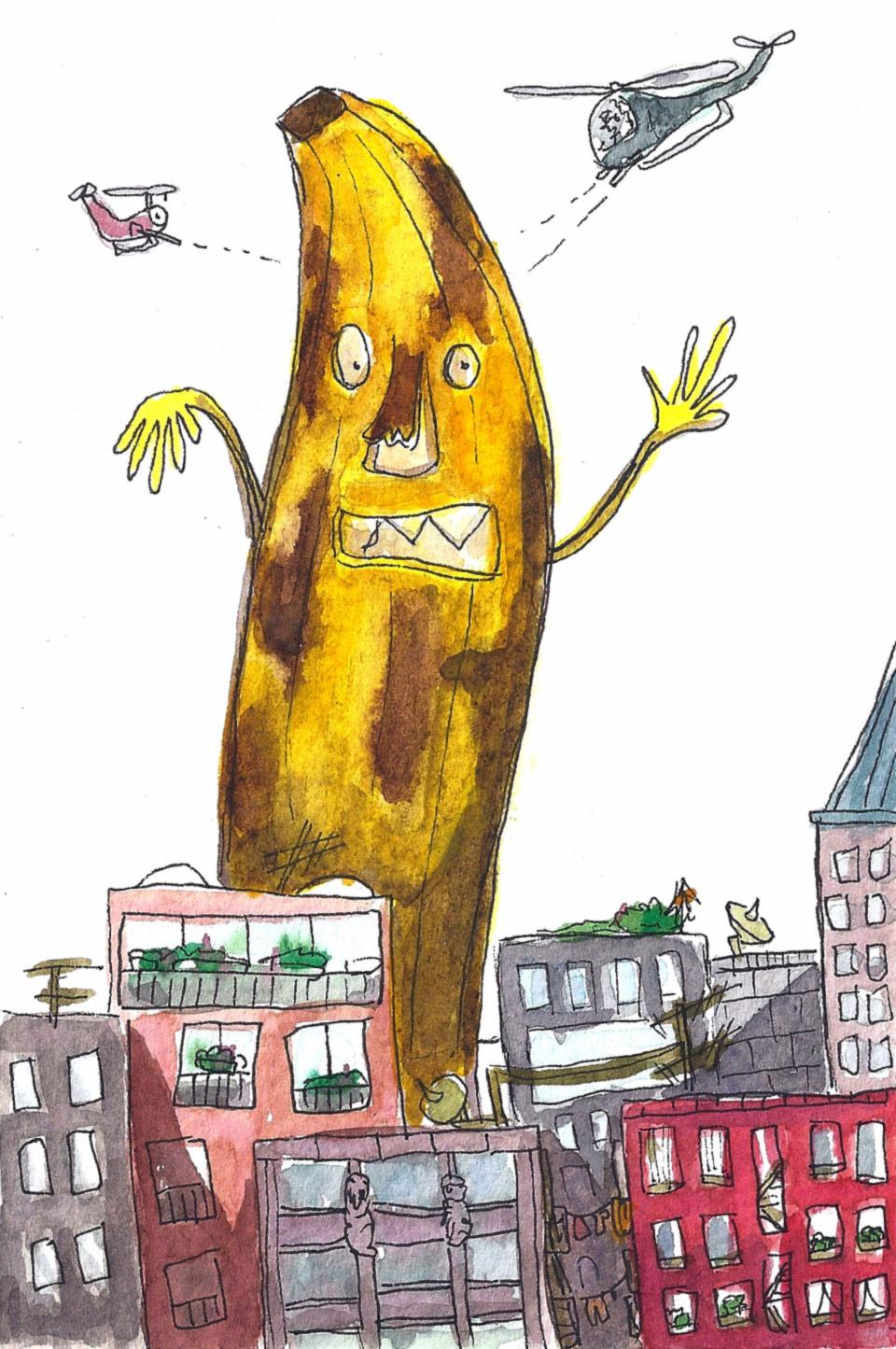 Bananazilla